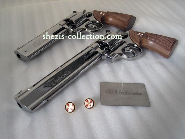 Resident Evil Softair Guns